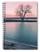 Cherry Creek Sunrise Spiral Notebook