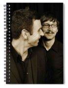 Cherry Ghost Spiral Notebook