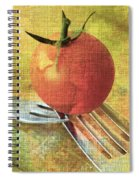 Cherry On Top Spiral Notebook