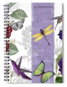 Cherry Picked I Spiral Notebook