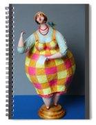 Cherry Poems Spiral Notebook