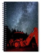 Cherry Springs Renovation Spiral Notebook
