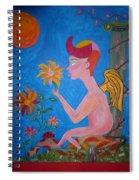 Cherub Spiral Notebook