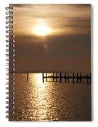 Chesapeake Morning Spiral Notebook