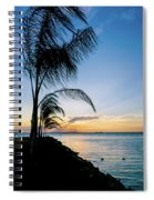 Chesapeake Sunset - Full Color Spiral Notebook