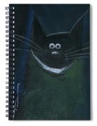 Cheshire Cheese Spiral Notebook