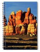 Chesler Park Sandstone Towers Spiral Notebook