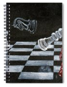 Chess Spiral Notebook