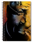 Chester Burnett Spiral Notebook