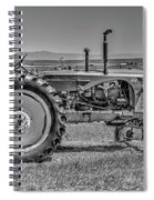 Chesterfield Tractor Spiral Notebook
