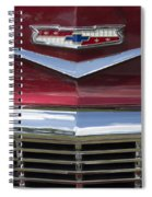 Chevrolet 17 Spiral Notebook