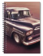 Chevrolet Apache Pickup Spiral Notebook