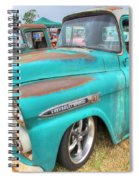 Chevrolet Apache Spiral Notebook