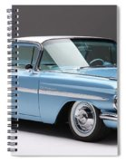 Chevrolet El Camino Spiral Notebook