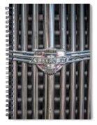 Chevrolet Grill Spiral Notebook