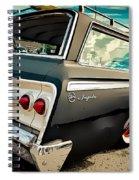 Chevrolet Impala Spiral Notebook