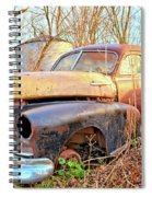 Chevrolet Relic Spiral Notebook