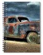 Chevrolet Sedan Delivery Spiral Notebook