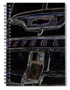 Chevrolet 2 Spiral Notebook