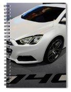 Chevrolet Tru 140s Concept Spiral Notebook