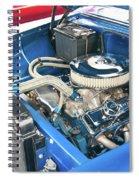 Chevy 2044 Spiral Notebook