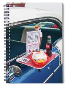 Chevy 2046 Spiral Notebook