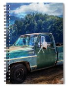 Chevy Bonanza Spiral Notebook