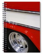 Chevy Cameo 1957 Spiral Notebook