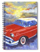 Chevy Dreams Spiral Notebook