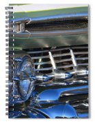 Chevy Low And Slow Spiral Notebook