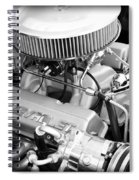 Chevy Power Spiral Notebook
