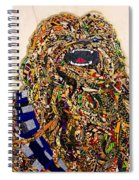 Chewbacca Star Wars Awakens Afrofuturist Collection Spiral Notebook
