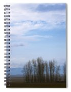 Chewelah Valley Spiral Notebook