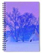 Cheyenne Dawn Spiral Notebook
