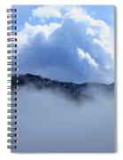 Cheyenne Mountain Spiral Notebook