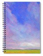 Cheyenne Spring Spiral Notebook