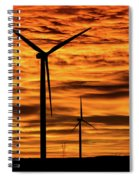 Cheyenne Sunrise Spiral Notebook
