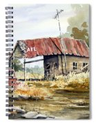 Cheyenne Valley Station Spiral Notebook