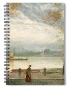 Cheyne Walk Spiral Notebook