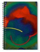 Chi Na Spiral Notebook