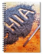 Chia Spiral Notebook