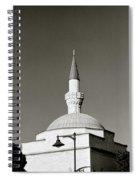 Chiaroscuro Istanbul Spiral Notebook