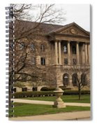 Chicago Academy Of Science Spiral Notebook