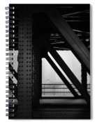 Chicago Bridge Spiral Notebook