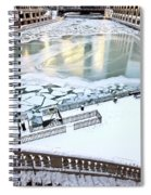 Chicago Downtown City  Spiral Notebook