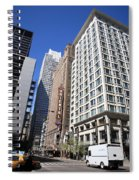 Chicago Downtown Spiral Notebook