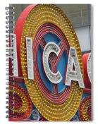 Chicago Spiral Notebook