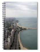 Chicago Spiral Notebook