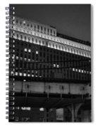Chicago Merchandise Mart  Spiral Notebook