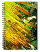 Chicago Palm House Spiral Notebook